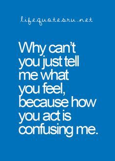 Confused Love Quotes Image From Httpssmediacacheak0Pinimg236X68C087