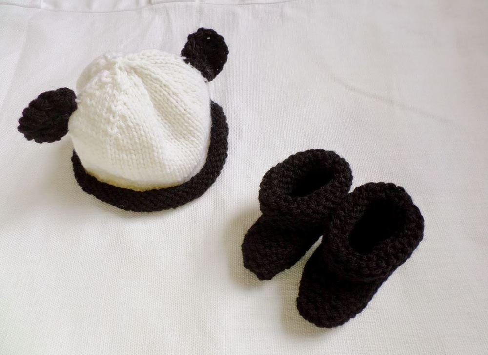 Precious Panda Baby Set | Bebe