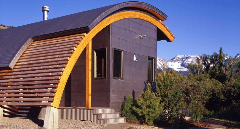 Ridgway River Cabin: Lea Sisson Architect