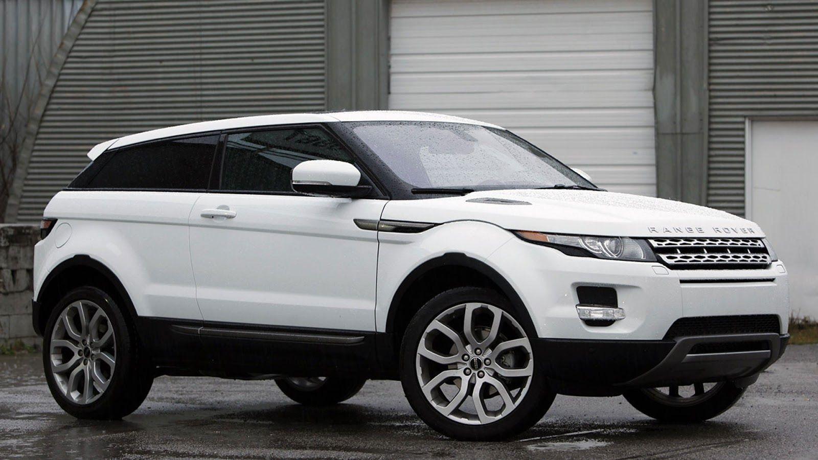 Range Rover Evoque Range Rover Evoque Range Rover Evoque Coupe