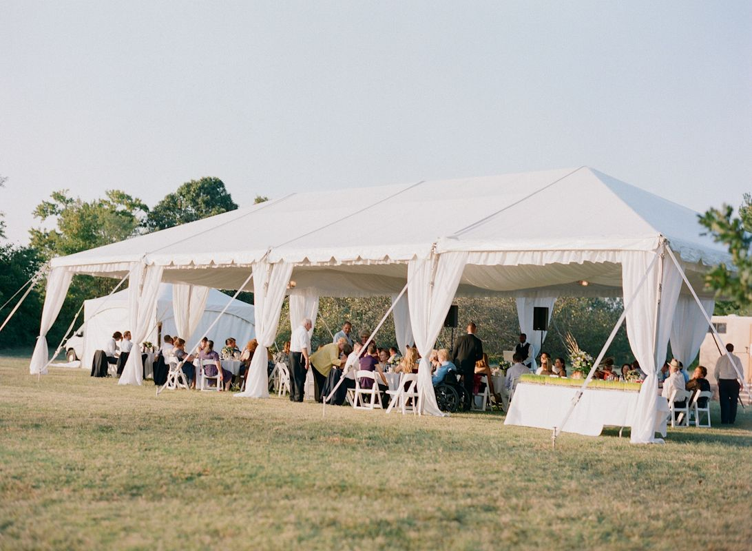Engagement Outdoor Fabric Tent