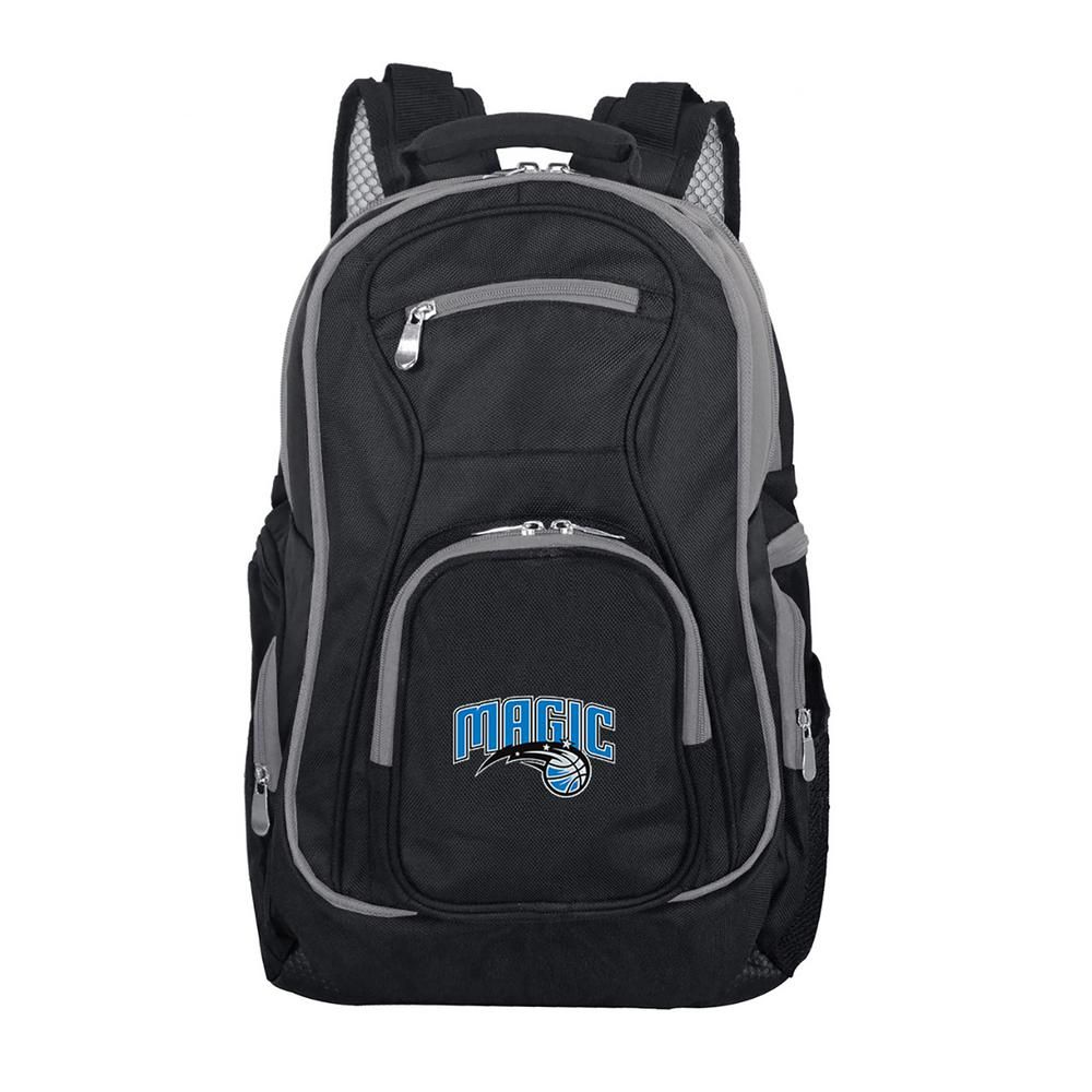 Denco NBA Orlando Magic 19 in. Black Trim Color Laptop Backpack in ... b23006677f41