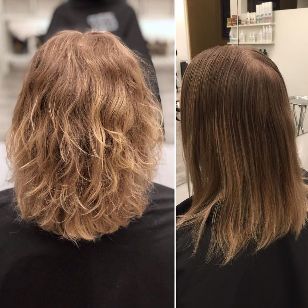 permanentning av hår