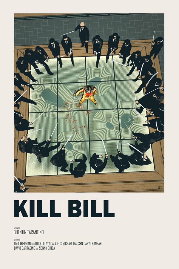 Kill Bill, Andrew Sebastian Kwan