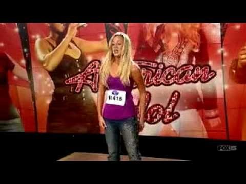 Kellie Pickler Audition for American Idol. Gotta Pick Pickler! Yea ...