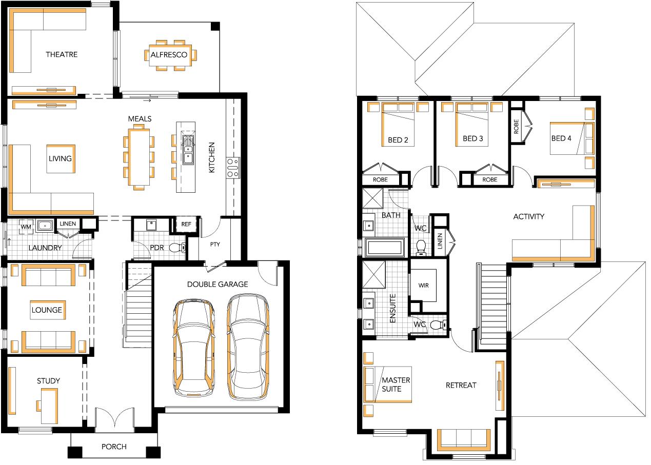 Carlisle Homes Thompson | New house ideas | Pinterest | Carlisle ...