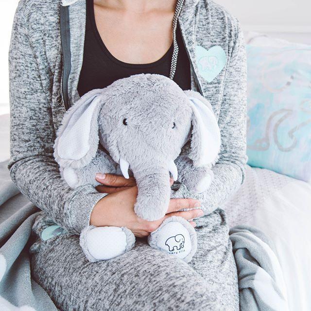 b7c3c20fa3e8a Ivory Ella Elephant Plush