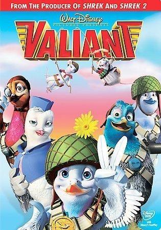 Valiant Cine De Animacion Cine Para Ninos Peliculas De Disney