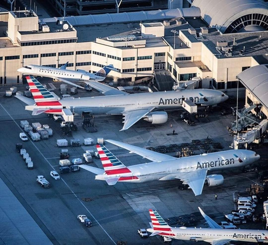airplane airport boeing Aircraft, Aviation, Cargo
