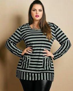yo elijo coser: 2 patrones gratis: blusa y vestido con diseño a rayas