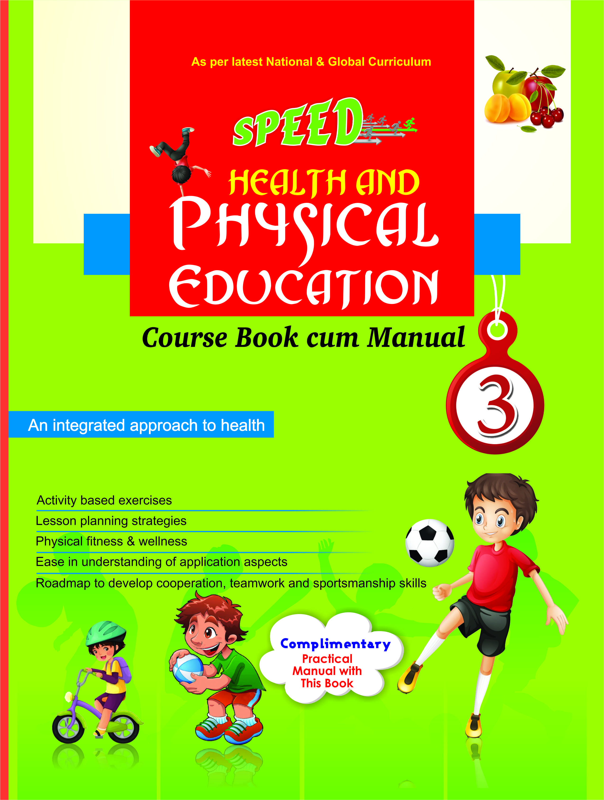 Speed Health Amp Physical Education For Class 3