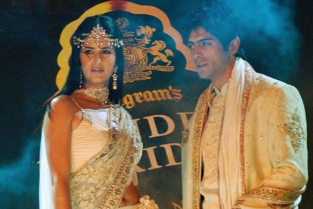 Katrina Kaif is the most sensuous ramp walker that we have ...