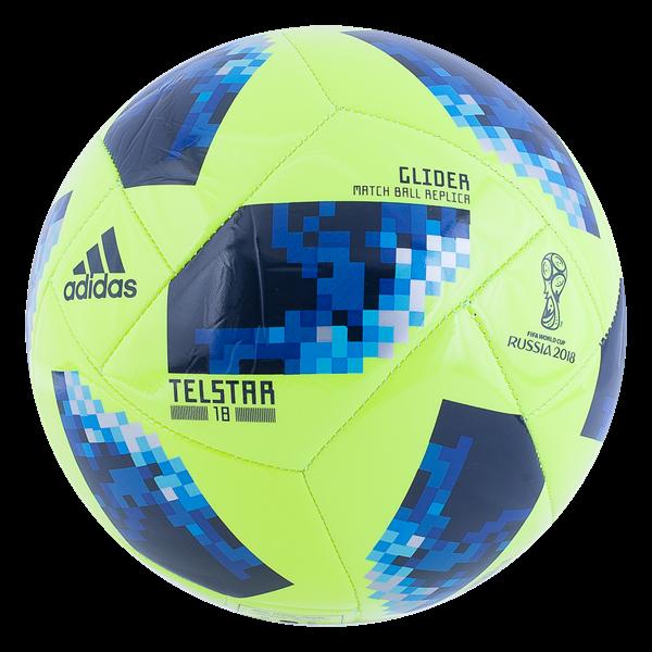 adidas Telstar 18 World Cup Glider Soccer Ball - WorldSoccershop.com  9609d98fa8d0e