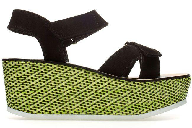 The Flatform Sandal Isa True Summer Style Booster From Zara