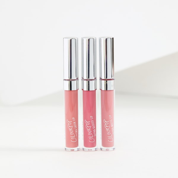 Pink Phase 2 includes Chandelier true salmon pink Ultra Satin Lip ...