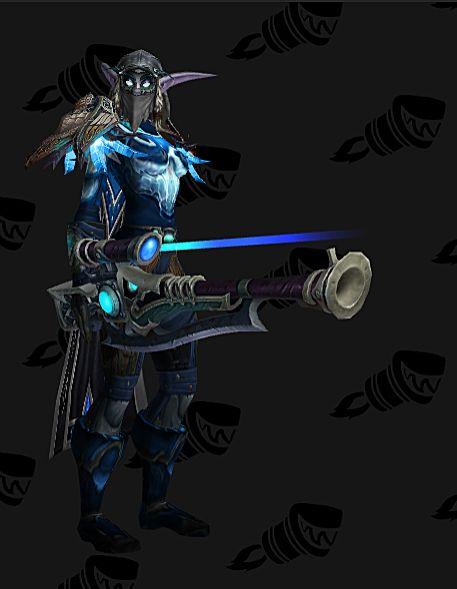 Wow Hunter Bm Artifact Transmog Set For Legion 1 Wow Hunter Transmog Hunter Legion