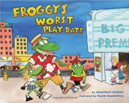 Pin by Danielle Duncan on Froggy books amp activities to go