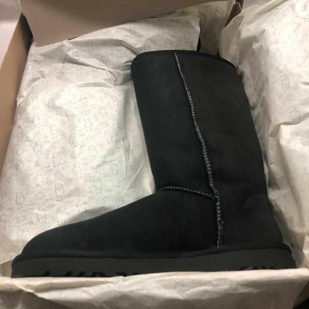 6aa9d90b2fa Ugg Womens Classic Tall Boot Size 8 #fashion #clothing #shoes ...