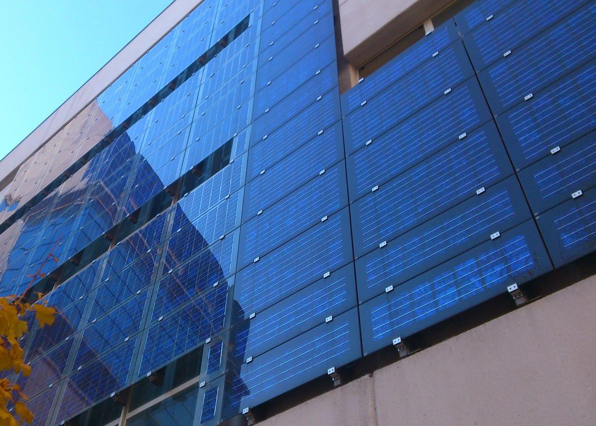 Renewable Energy Building Integrated Solar Panels Solar Windows Solar Panels Facade