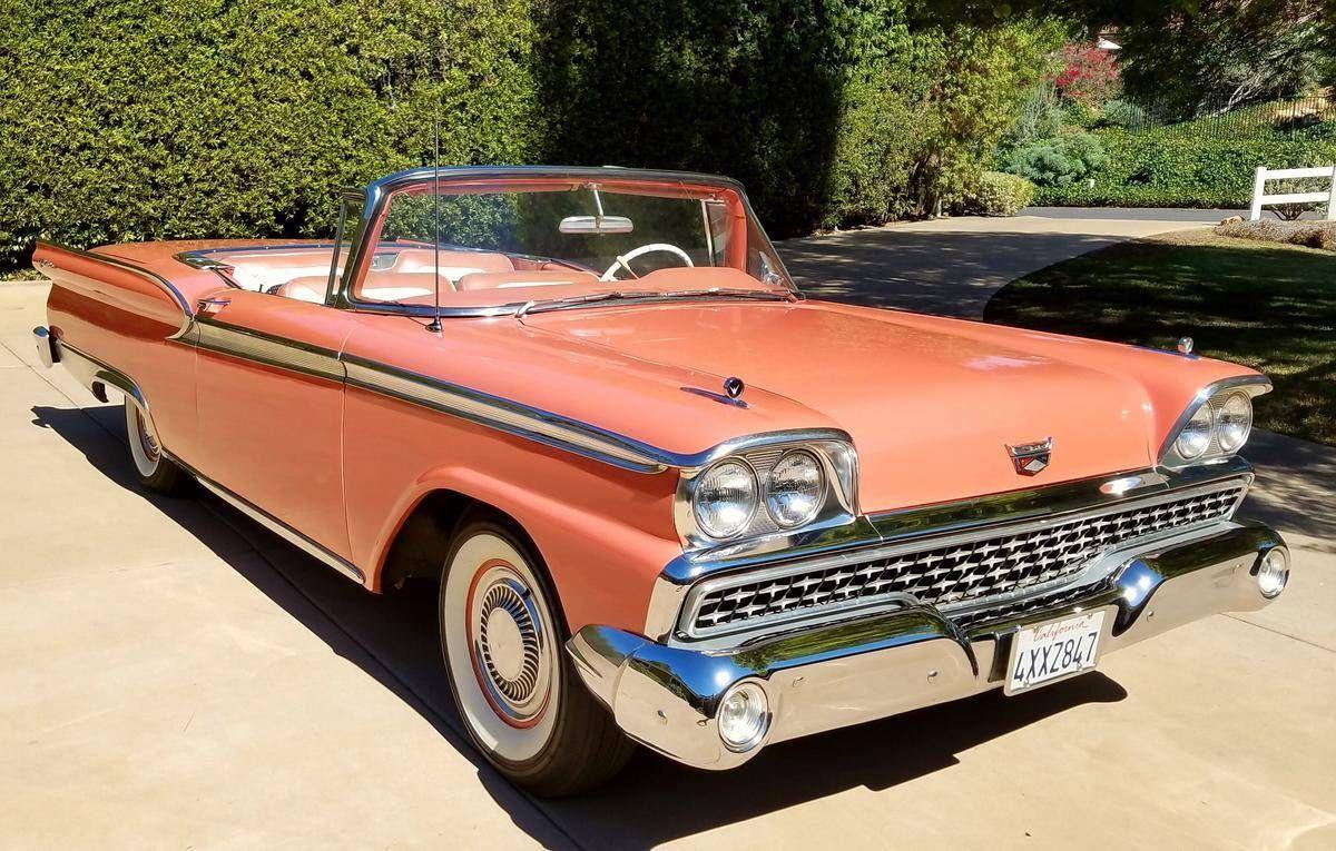 1959 Ford Skyliner For Sale 1887542 Hemmings Motor News