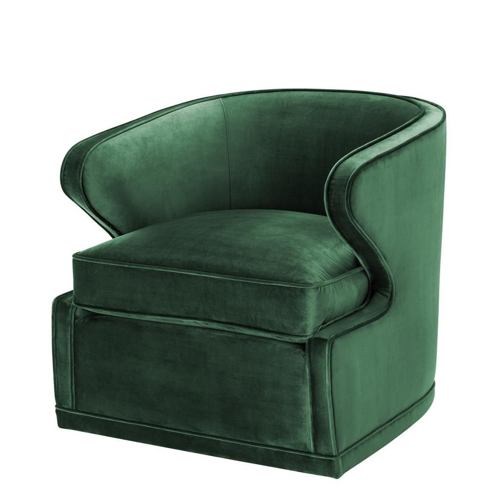 Peachy Dorset Roche Green Velvet Chair In 2019 Barrel Chair Creativecarmelina Interior Chair Design Creativecarmelinacom