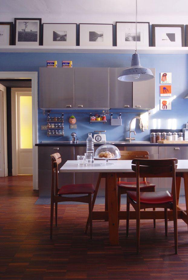 lorena masdea ristrutturazione low cost appartamento vintage ...