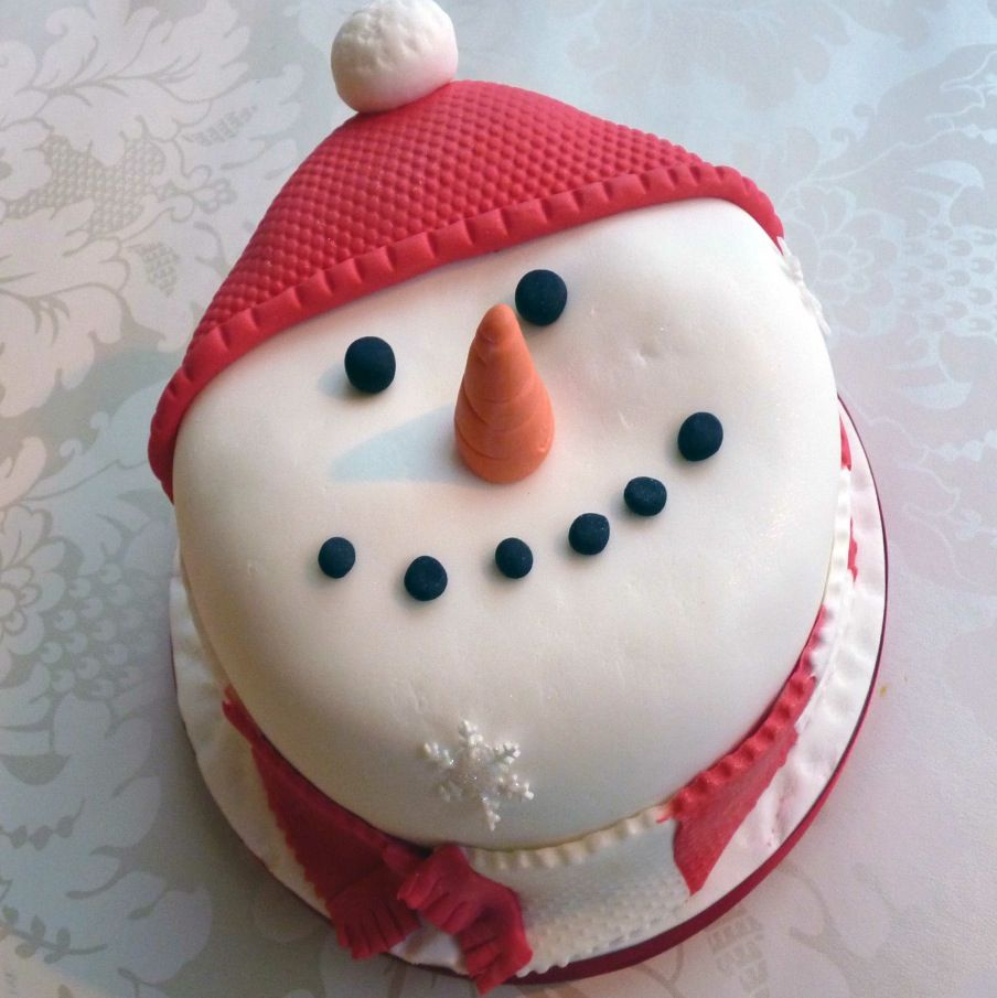 my Christmas cake I made x