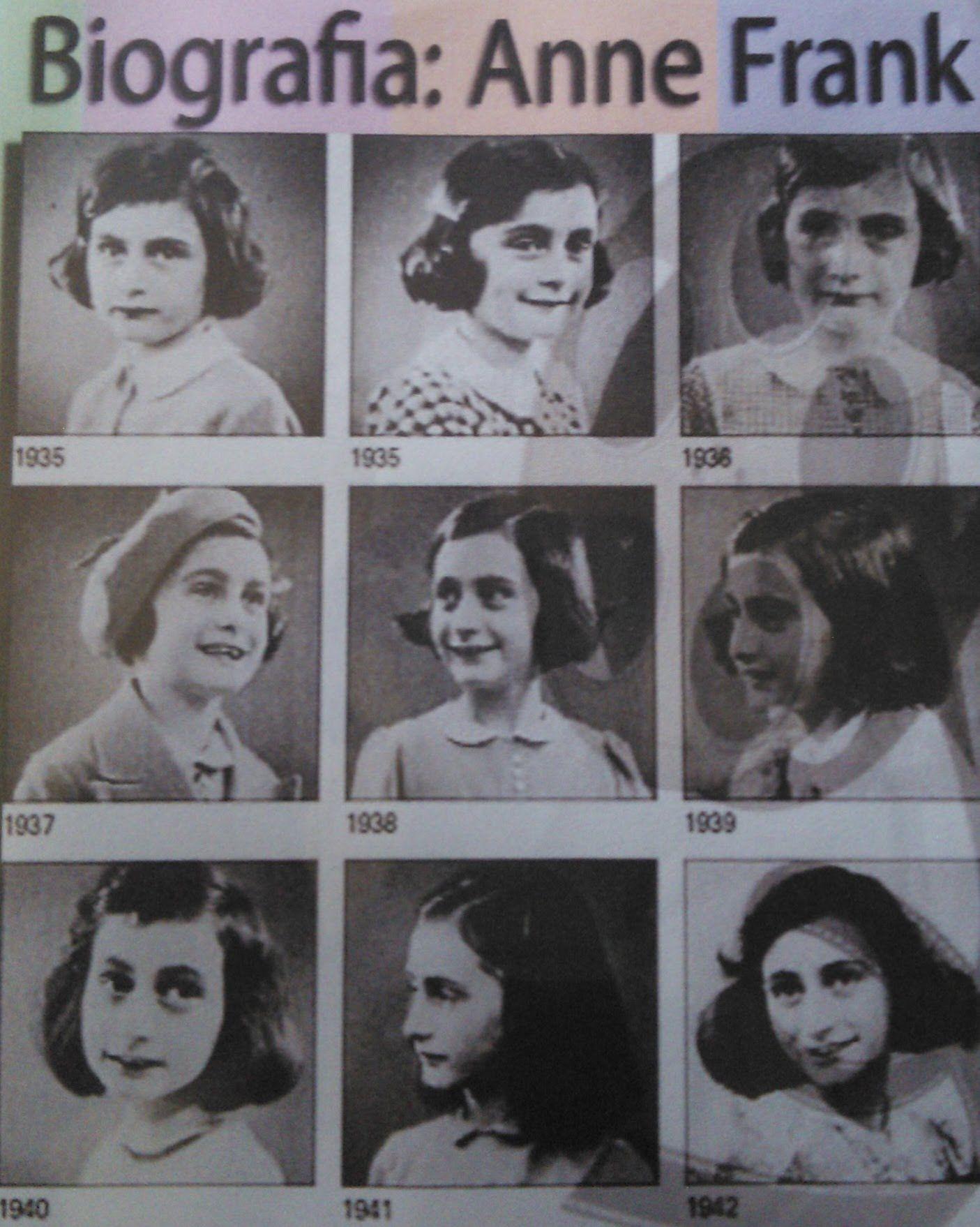 Biografia Anne Frank Portugues Do Brasil