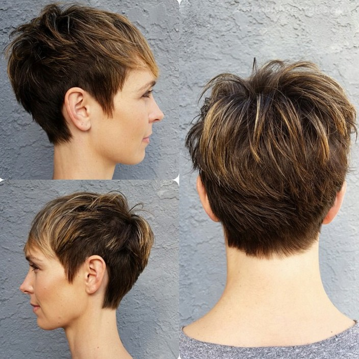 18 Simple Easy Short Pixie Cuts For Oval Faces 8 Shorthairstyles