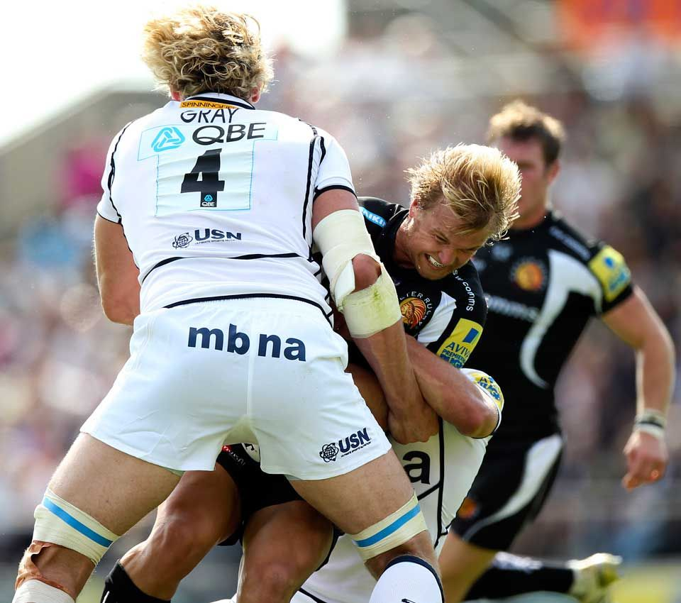 English Rugby Player To Nfl: Richie Gray's Ass Is Now Playing For Sale In The