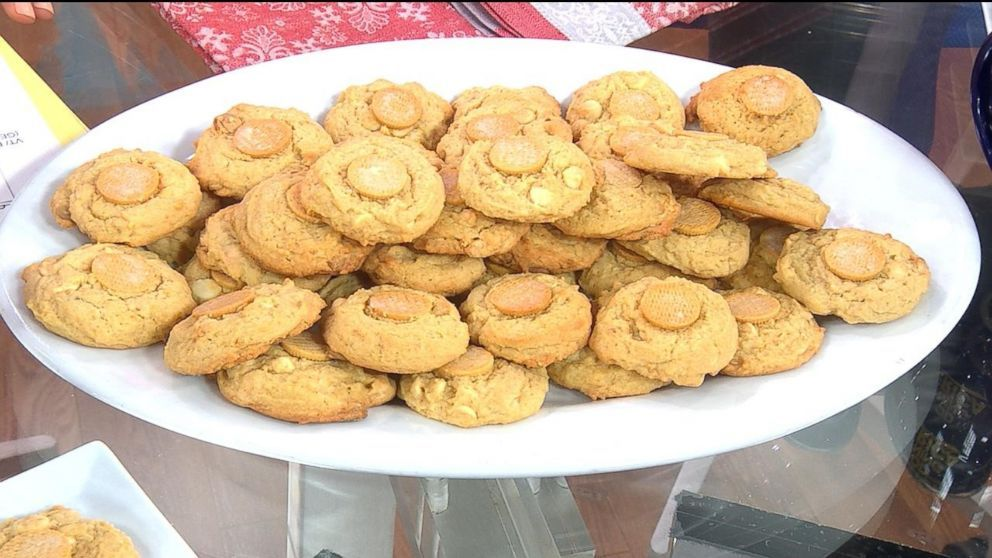 Banana Pudding Cookies... GMA Viewer Shares Her Beloved
