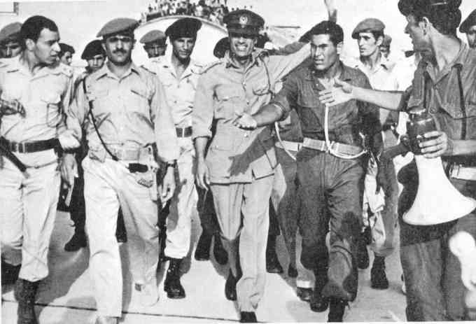 The Libyan Revolution Of 1969 With Images World History
