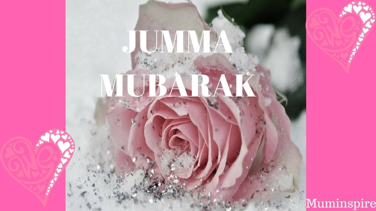 Jumma Mubarak Whatsapp Latest Greeting Videonew