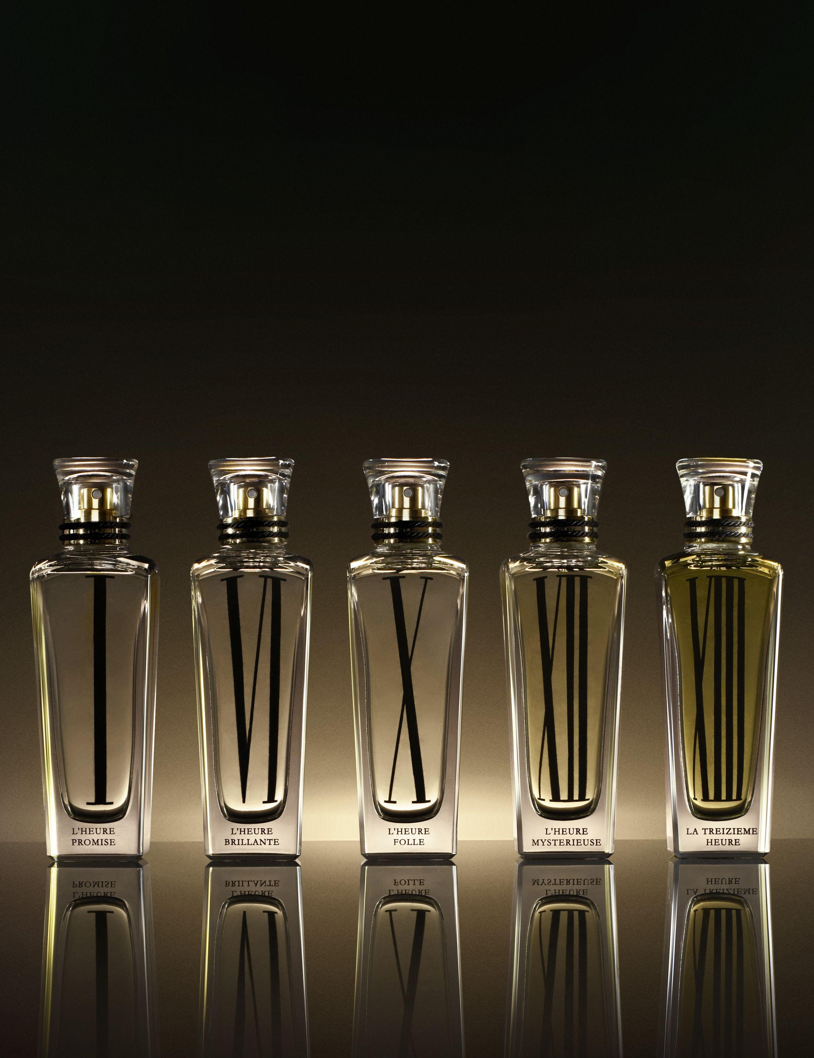 Parfum Collection Heures De From Les 2009 Cartier mbIf76Yygv