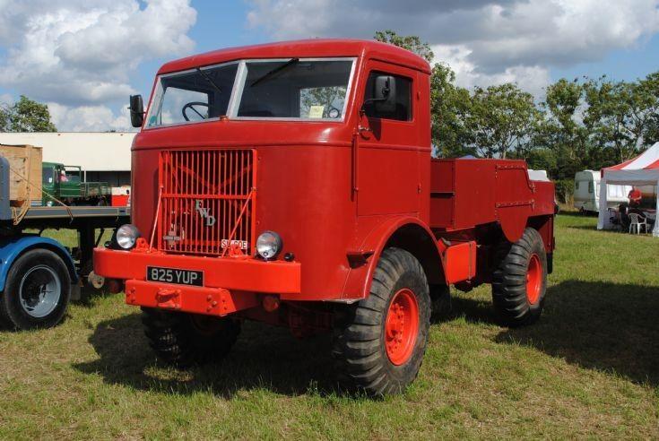 Truck Photos 1942 Fwd Su Coe 4x4 Tractor 825 Yup Old