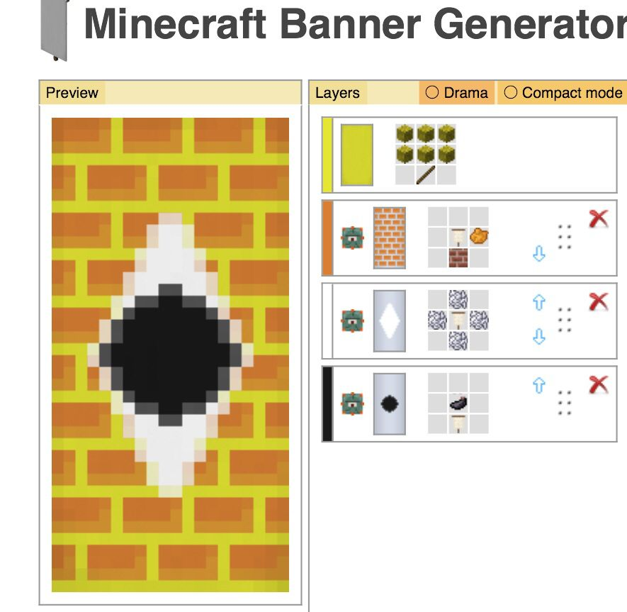 graphite how to make minecraft