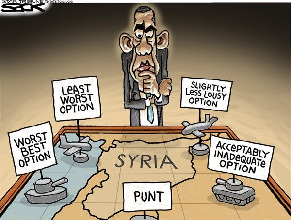 Image result for SYRIA WAR CARTOON