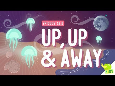 Up Up Away Crash Course Kids 16 2 By Crash Course Earth And Space Science Science Themes