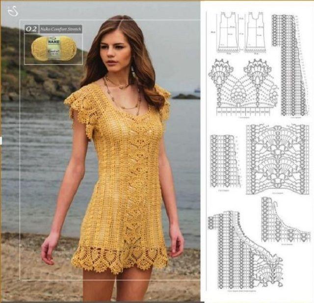 Crochet Beach Outing: 55 plantillas inspiradoras + recetas gratis