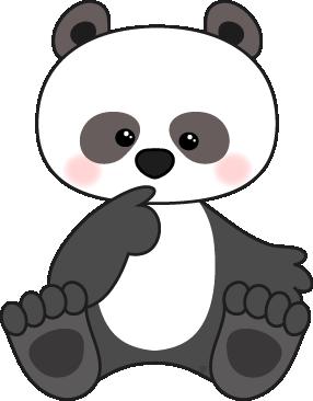 Free Panda Clipart From Www Cutecolors Com Clip Art Pet Toys Panda