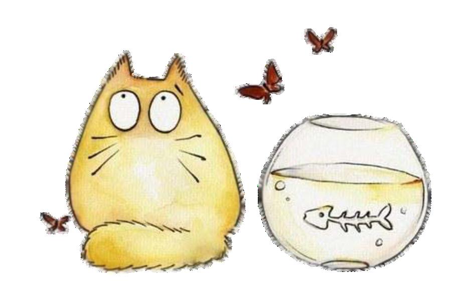 Рисунки для срисовки прикольные и смешные котики, родная душа навсегда