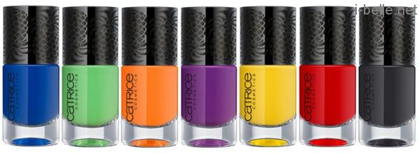 Summer 2014: Catrice Carnival Of Colours Collection - Ultimate Nail Lacquer
