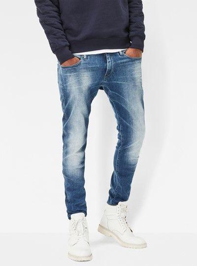 Revend Super Slim Jeans Mens Jeans Jeans Slim Jeans