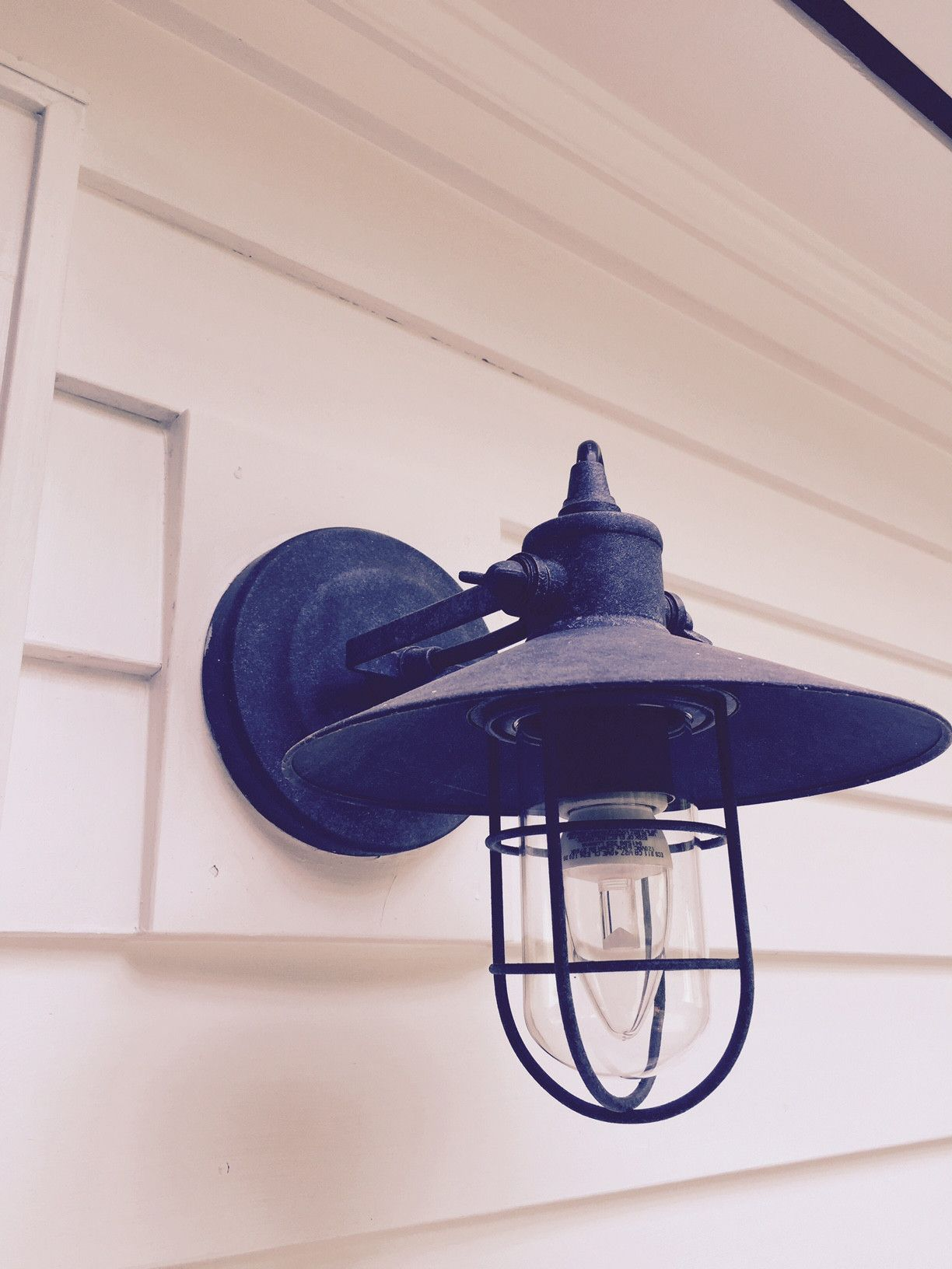 Image Result For Exterior Lights Direct To Siding No Block