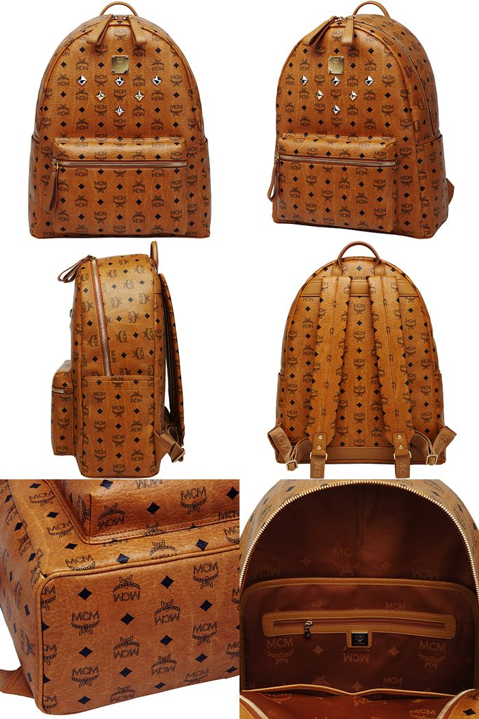 Mcm Backpack Brown Inside Google Search