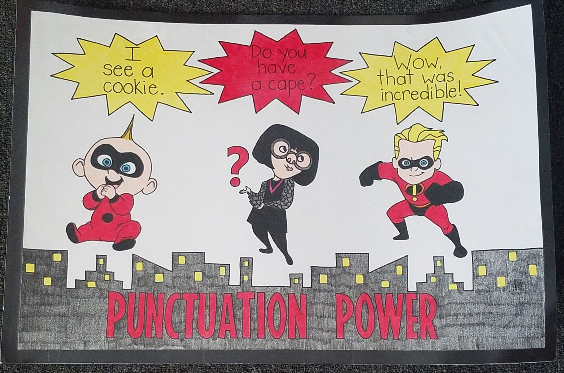 The Incredibles Image By Jeanne Stewart On Aeiou