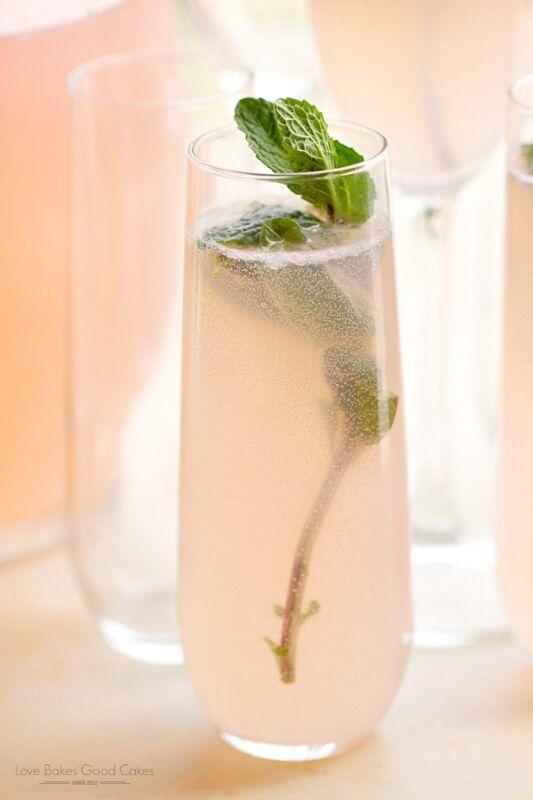 Pink Lemonade Punch