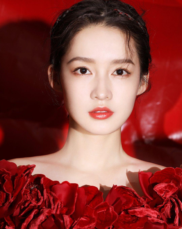 Yang Zi Heavy sweetness ash like frost   Diễn viên