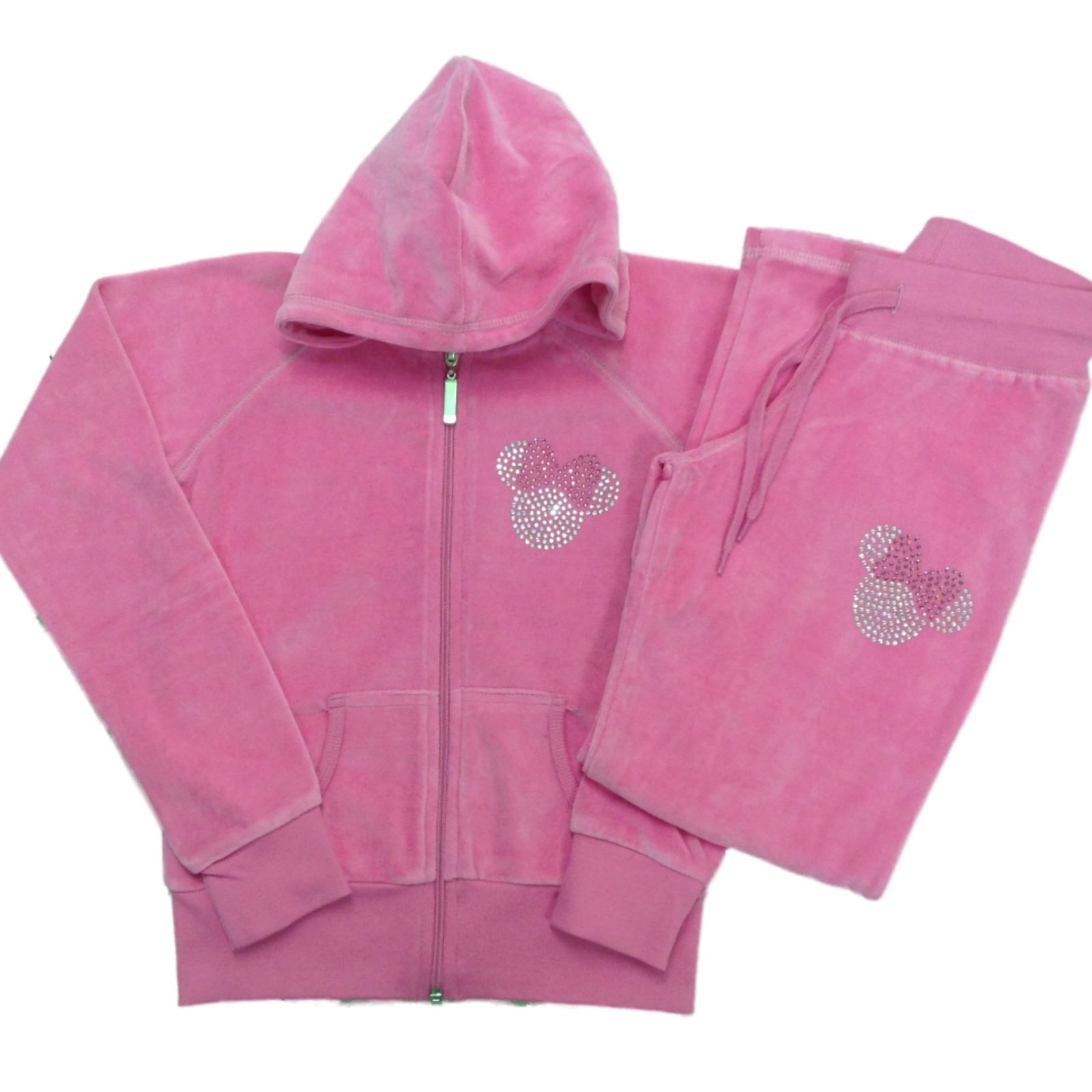 Custom Name Rhinestone Embellished Hoodie Sweat Shirt for Girls Pls message
