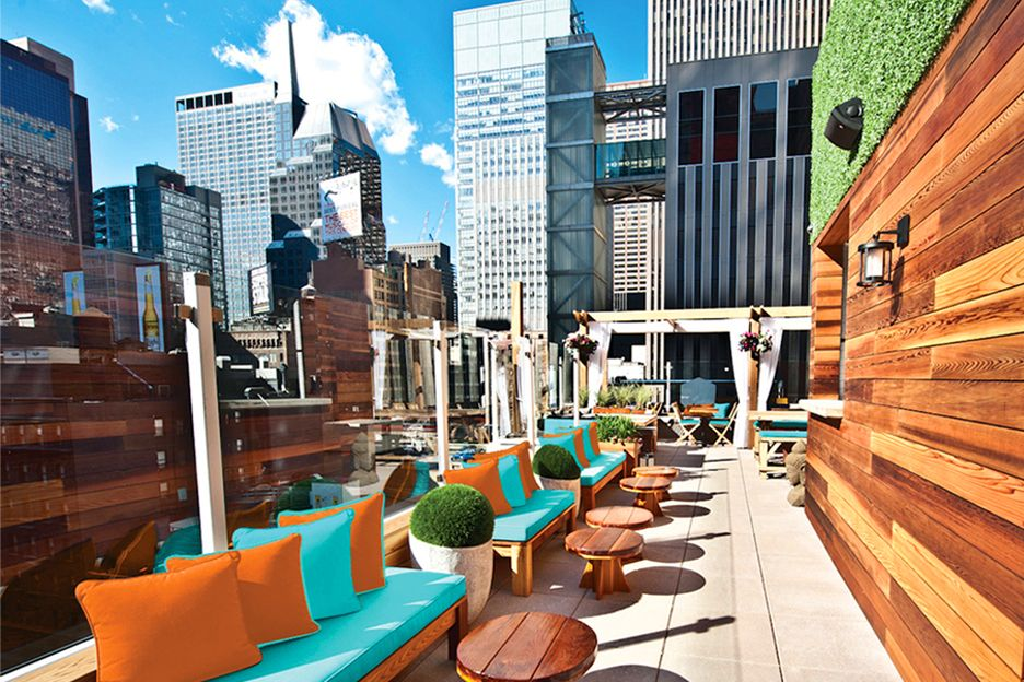 Spectacular Rooftop Bars You Need To Hit Up For NYC Happy Hour - The 12 best rooftop bars and patios in canada